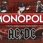 AC/DC lanseaza o editie Monopoly personalizata