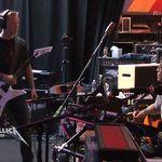 Metallica si Lou Reed: Nu ne-am simtit niciodata atat de liberi (poze)