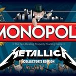 Cum arata Monopoly Metallica (poze)