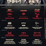 Filmari cu The Exploited, Sodom, Kreator, Atheist si altii la Hellfest 2011