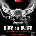 Back in Black cu Benetone Band la Jukebox Club