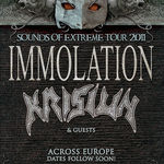 Immolation si Krisiun in turneu european