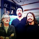 Dave Grohl a cantat Smells Like Teen Spirit la repetitii