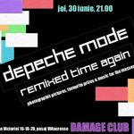 Party dEpEchE modE rEmixEd timE again in Damage Club Bucuresti
