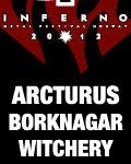 Arcturus, Borknagar si Witchery confirmati la festivalul Inferno 2012