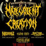 Castigatorii invitatiilor la concertul Malevolent Creation