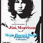 Concert In Memoriam Jim Morrison in Cluj-Napoca