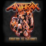 Noul album Anthrax a intrat in faza de mastering