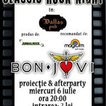 Seara tribut Bon Jovi in Dallas Pub din Botosani