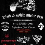 Black & White Motor Fest 2011