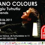 Piano Colours in Jukebox Venue Bucuresti