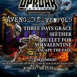 Avenged Sevenfold si multi altii confirmati pentru Uproar Festival2011