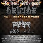 Bateristul Deicide a fost intervievat in Liverpool (audio)