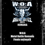 Dirty Shirt s-au retras din finala WOA Metal Battle 2011