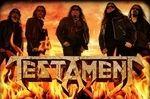 Testament dezvaluie titlul noului album