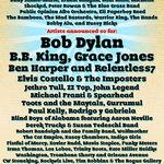 Scena festivalului Bluesfest s-a prabusit (video)