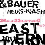 Concert Heu{s-k}ach und Metzger & Bauer in club Control