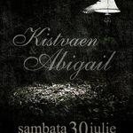 Setlist extins pentru Kistvaen si Abigail sambata in Club Fabrica