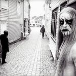 Cele mai reusite modele de corpse paint (foto)