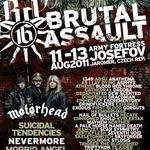 Festivalul Brutal Assault a ajuns la editia cu numarul 16