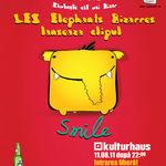 Les Elephants Bizarres lanseaza videoclipul Smile in Kulturhaus