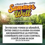 Welcome to Summer Well (part 2) in club Control Bucuresti