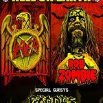 Exodus au cantat alaturi de chitaristul Slayer (video)