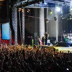 Poze cu Deftones in concert la Bucuresti