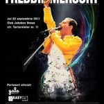 Concert tribut Freddie Mercury in Club Jukebox
