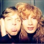 Dave Mustaine vorbeste din nou despre Metallica
