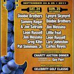 Joe Satriani si Sammy Hagar canta la un festival caritabil