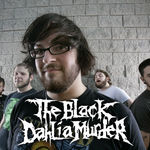 Filmari si interviu cu The Black Dahlia Murder in Denver