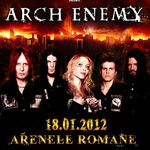 Bilete ieftine la Arch Enemy pana in septembrie