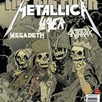 Lars Ulrich dezvaluie piesa Anthrax preferata