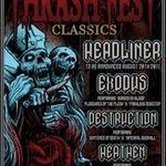 Sepultura sunt cap de afis pentru turneul Thrasfest 2011
