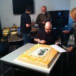 Poze de la aniversarea lui Rob Halford