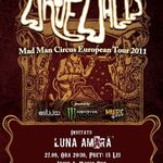 Concert White Walls si Luna Amara in Irish Music Pub din Cluj