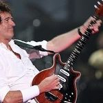 Brian May (Queen) a cantat alaturi de Lady Gaga (video)