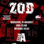 Concert Zob in Club A