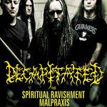 O noua formatie confirmata pentru concertul Decapitated la Cluj-Napoca