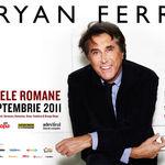 Concert Bryan Ferry la Arenele Romane din Bucuresti