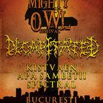 Noi confirmari pentru Mighty Owl Festival la Bucuresti