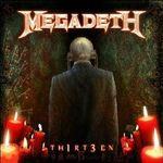 Megadeth dezvaluie coperta noului album