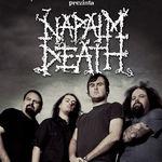 Castiga un bilet pe zi la concertul Napalm Death de la Bucuresti!