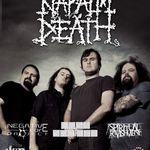 Programul concertului Napalm Death la Bucuresti