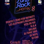 Funk Rock Hotel 8 in octombrie la Silver Church