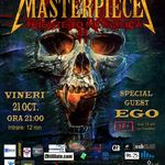 Masterpiece (tribute to Metallica) in Flying Circus Pub Cluj