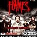 Castiga 4 invitatii duble la In Flames! Pe Facebook!