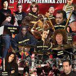 Dave Lombardo si George Kollias participa la Drum Fest in Polonia