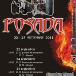 A inceput festivalul Posada 2011